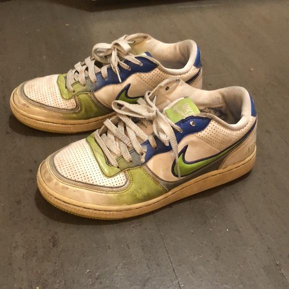 y2k 2000s Nike Air Sneakers